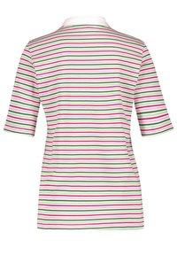 Gerry Weber - Polo shirt - lila/pink/grün ringel - 3