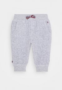 Tommy Hilfiger - BABY - Trousers - grey - 0