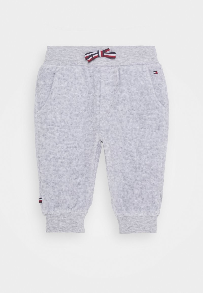 Tommy Hilfiger - BABY - Trousers - grey