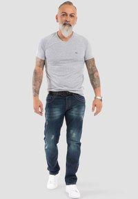 Rock Creek - Slim fit jeans - dunkelblau - 1