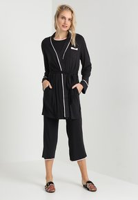 kate spade new york - ROBE - Župan - black - 1