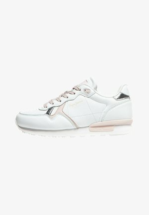 BRITT COLLEGE GIRLS - Sneakersy niskie - blanco