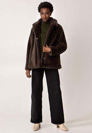 AUDREY - Winter jacket - brown