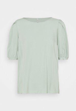 ONLKARMA LIFE  SOLID - Basic T-shirt - jadeite