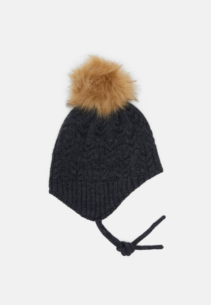 Name it - NMMWRILLA HAT UNISEX - Čepice - blue