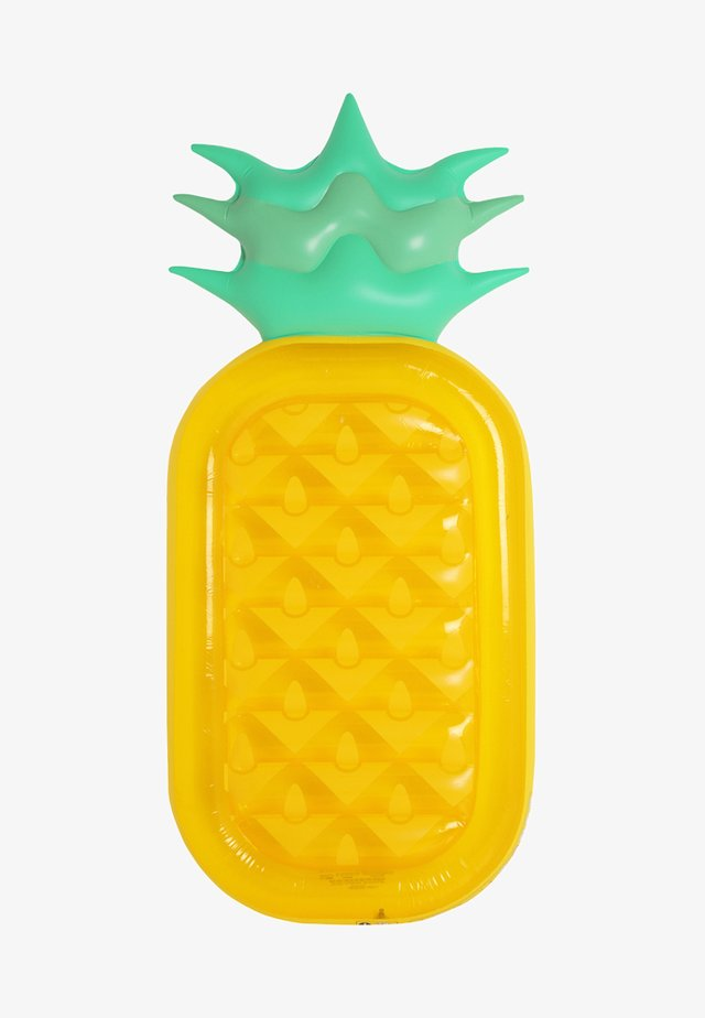 SUNNYLIFE LIE ON FLOAT AUFBLASBARE LUFTMATRATZE - Strandaccessoire - yellow