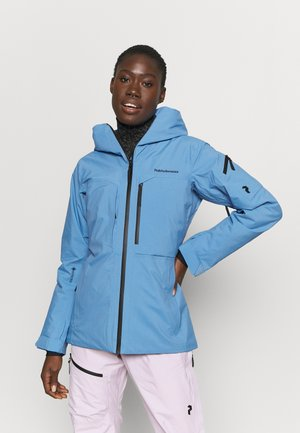 ALPINE 2L JACKET - Skidjacka - blue elevation