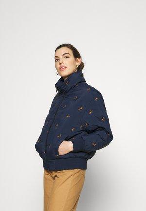 BOBBY - Down jacket - navy
