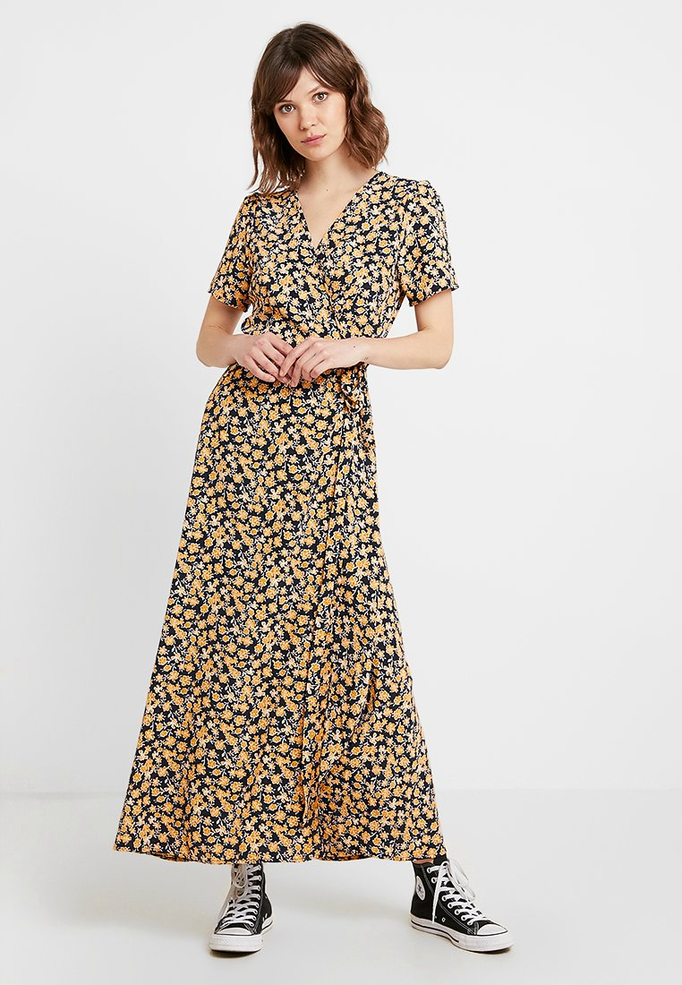 Minimum - ELASTICA DRESS - Maxi dress - navy blazer