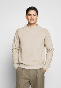 Pier One - Sweatshirt - beige - 0