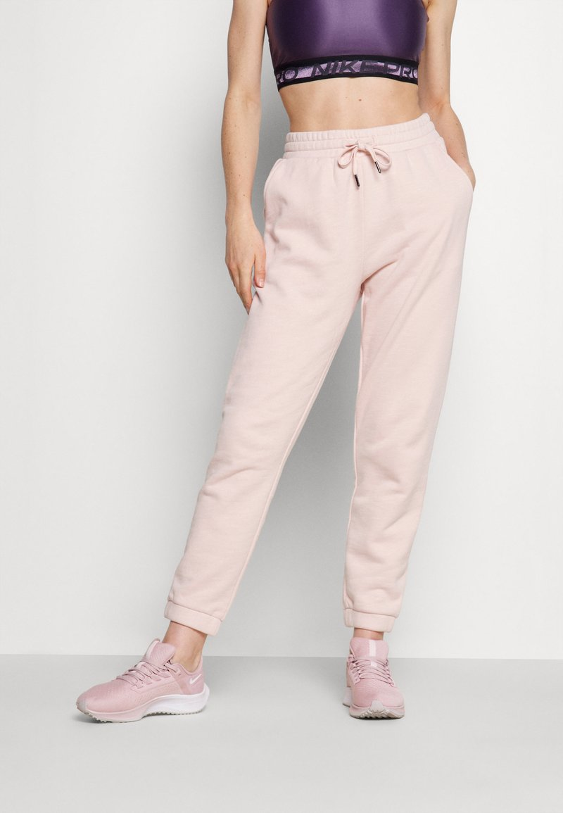 Sweaty Betty - ESSENTIALS - Tracksuit bottoms - antique pink