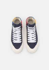 Good News - PALM MOROCCAN UNISEX - Baskets montantes - navy - 3