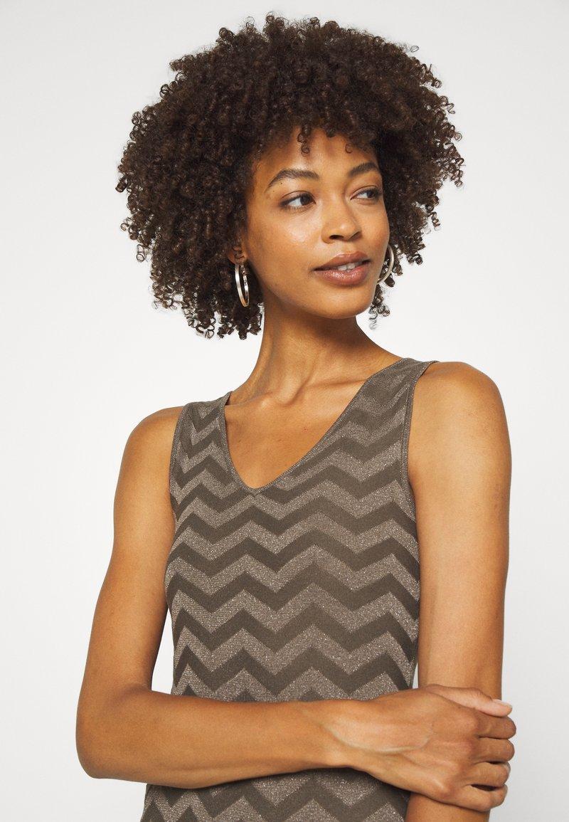 comma - Jumper dress - khaki