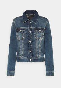 Herrlicher - JOPLIN JOGG - Denim jacket - blue denim - 0