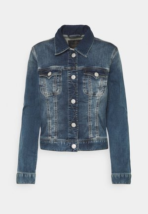 JOPLIN JOGG - Denim jacket - blue denim