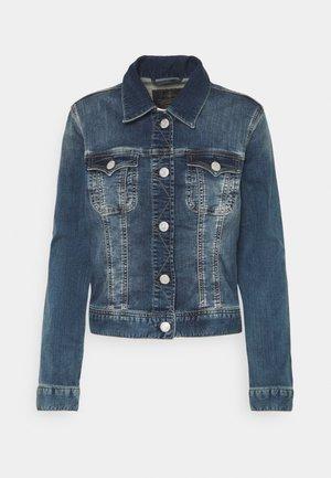 JOPLIN JOGG - Denim jacket - blue denim