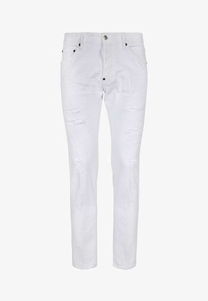 Jeans Skinny Fit - weiss