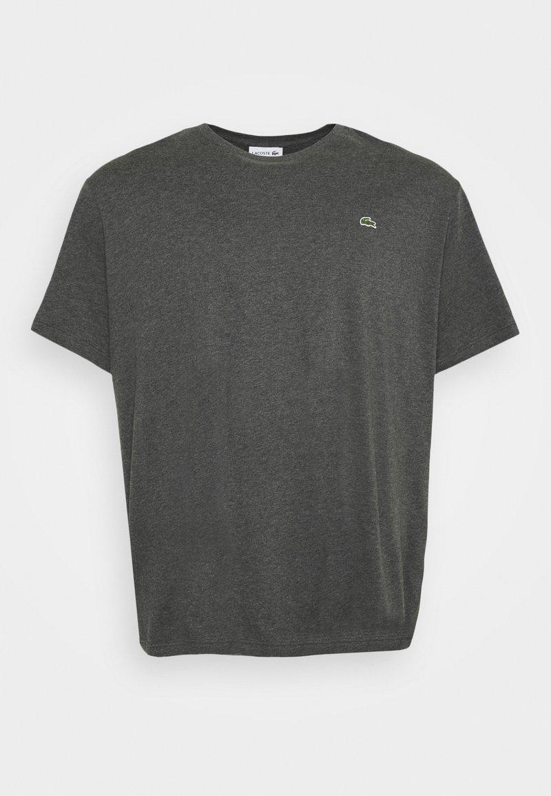 Lacoste - PLUS - Basic T-shirt - gris chine