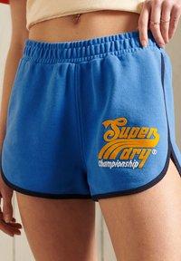 Superdry - SUPERDRY  - Shorts - neptune blue - 2