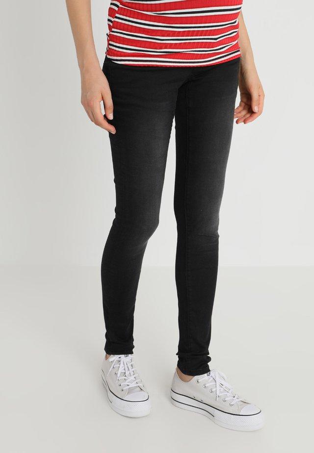 AVI EVERYDAY - Jeans Skinny Fit - black