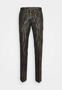 Twisted Tailor - SAGRADA SUIT - Completo - black/gold - 13