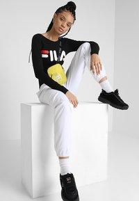 Fila - YULIA BODY - Long sleeved top - black - 1