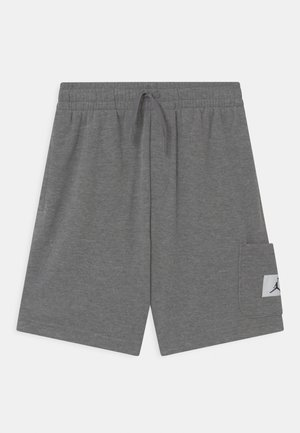 JUMPMAN ESSENTIALS  - Sports shorts - carbon heather