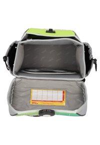 McNeill - ERGO LIGHT - School bag - green - 4