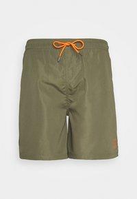 Shine Original - SOLID - Shorts - army - 0