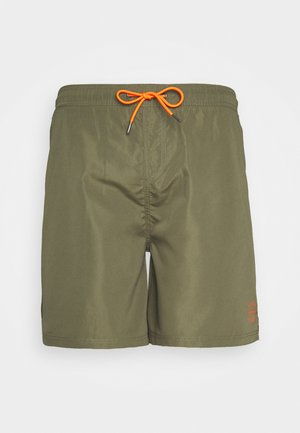 SOLID - Shorts - army