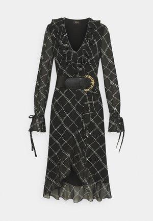 ABITO BALZA - Cocktail dress / Party dress - nero