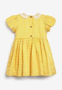 Next - Denní šaty - ochre - 2