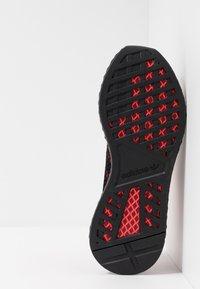 adidas Originals - DEERUPT RUNNER STREETWEAR-STYLE SHOES - Joggesko - solar red/core black/collegiate burgundy - 4