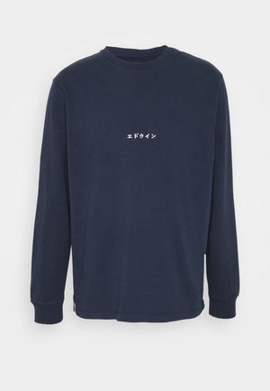 FRONT FIVE - Sweater - navy blazer
