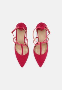 Dorothy Perkins Wide Fit - WIDE FIT DAINTY COURT - Escarpins - pink - 4