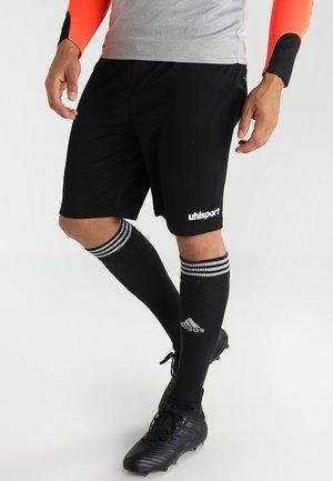 BASIC SHORTS - Sports shorts - black