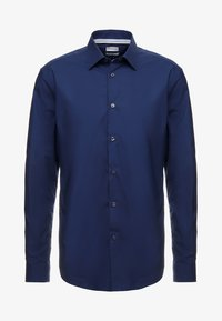 Esprit Collection - SLIM FIT - Formal shirt - navy - 4