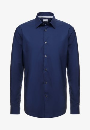 SLIM FIT - Camisa elegante - navy