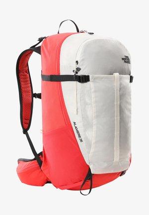 BASIN FACH - Hiking rucksack - red