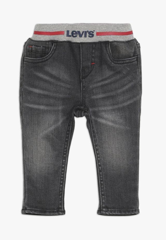 PULL ON SKINNY BABY - Jeans Skinny - grey denim