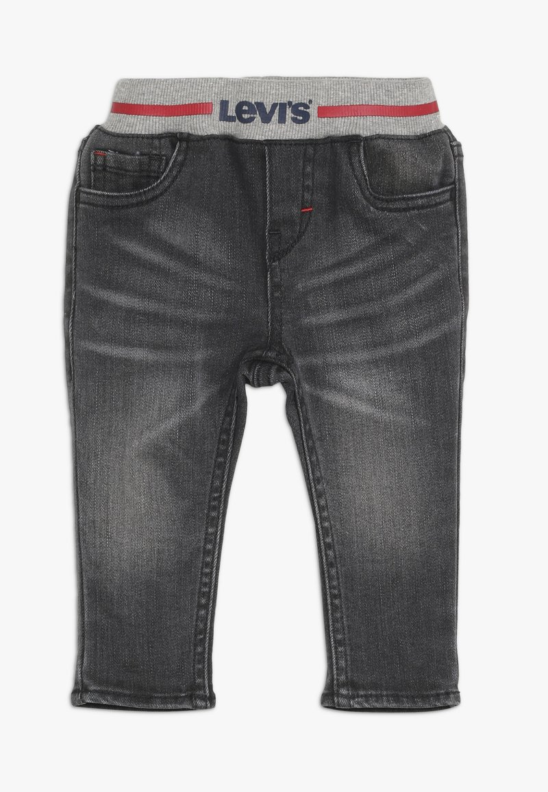 Levi's® - PULL ON SKINNY UNISEX - Jeans Skinny Fit - grey denim