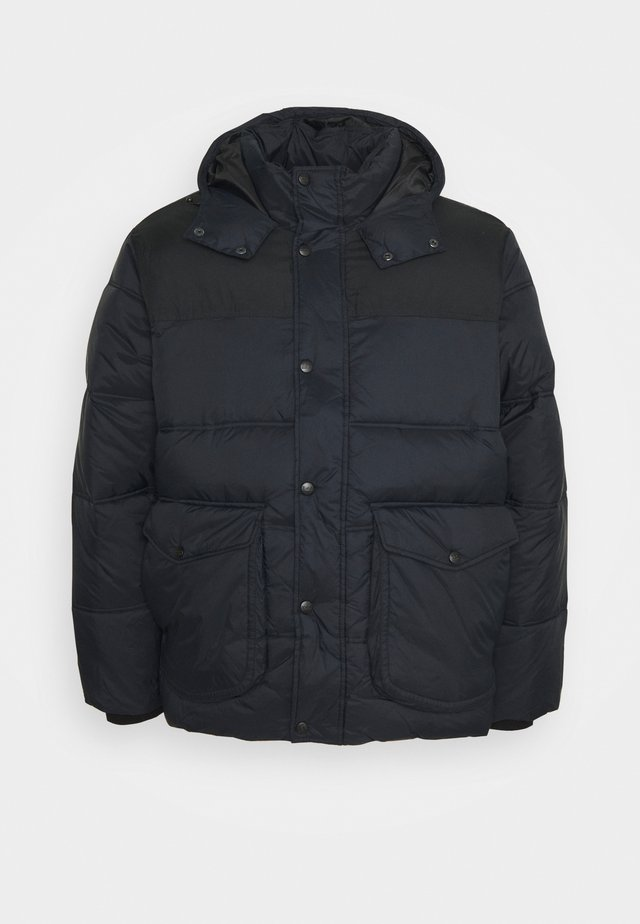 PUFFER JACKET - Winterjas - dark blue