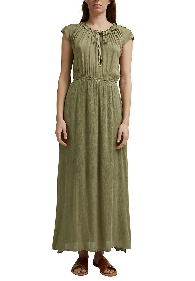 Esprit - Maxi dress - light khaki