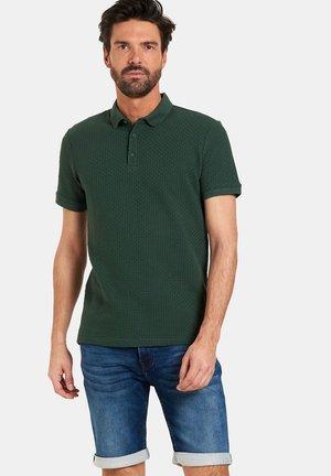 TREY POLO - Poloshirt - green