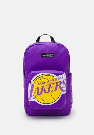 NBA LOS ANGELES LAKERS BACKPACK - Rugzak - purple
