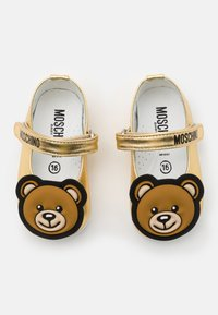 MOSCHINO - First shoes - gold - 3