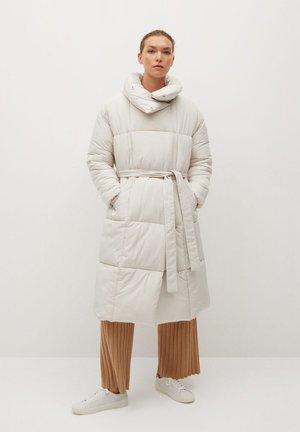 WHITE - Winter coat - wit
