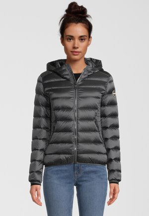 Down jacket - dark grey
