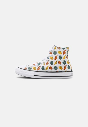 CHUCK TAYLOR ALL STAR DINO DAZE - High-top trainers - white/forest pine/black