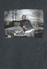 Revival Tee - ICE CUBE TEE UNISEX - Print T-shirt - black - 2